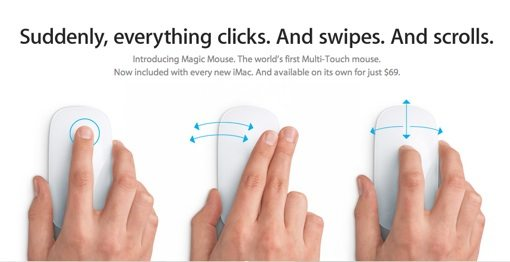 instructional ad by Apple